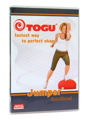Togu DVD Perfect Shape Jumper