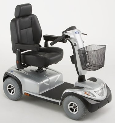 invacare elektro scooter comet 4 rad 15 km h reichweite. Black Bedroom Furniture Sets. Home Design Ideas