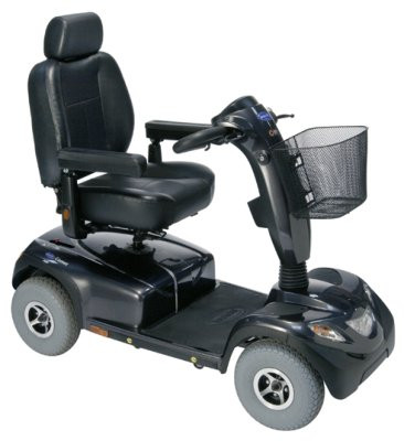 invacare elektro scooter comet alpine 4 rad 10 km h. Black Bedroom Furniture Sets. Home Design Ideas