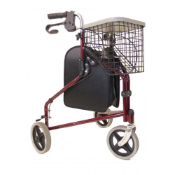 Drive Medical Rollator Tri Walker