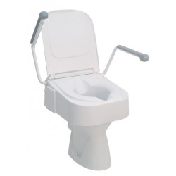 Drive Medical Toilettensitzerhöhung TSE-150 mit Armlehnen