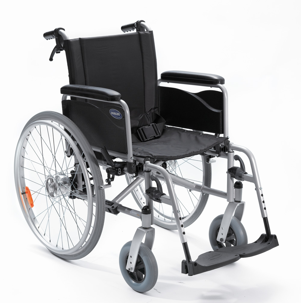 Invacare Rollstuhl Action 1 NG mit Trommelbrems...